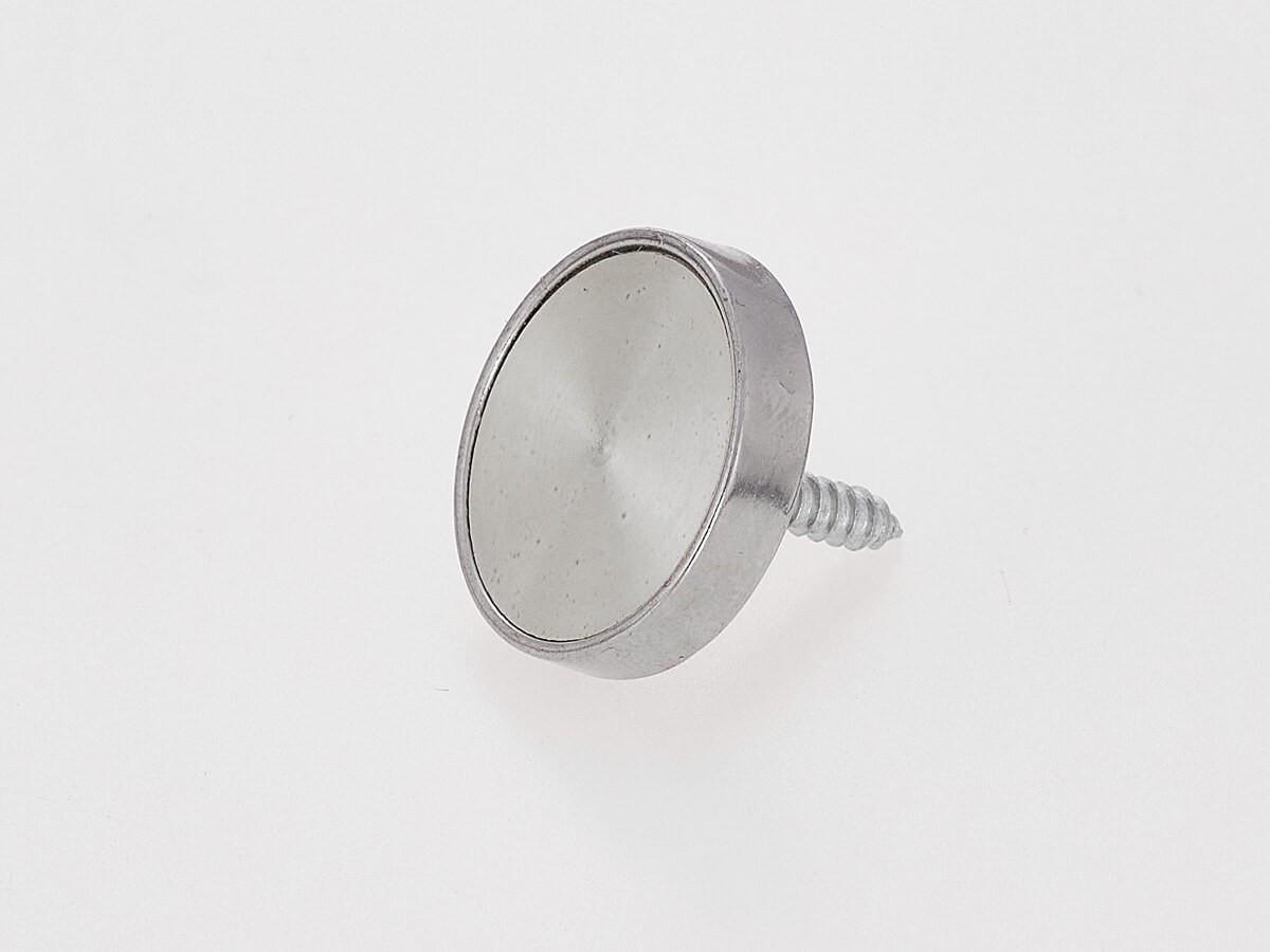 Металлический декоративный колпачок со вставкой AB04