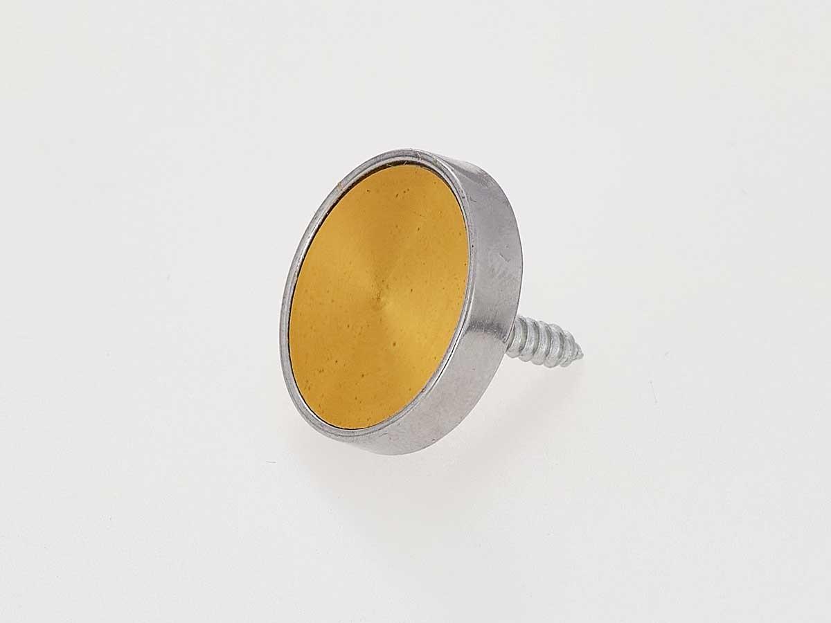 Декоративный колпачок золото AB04
