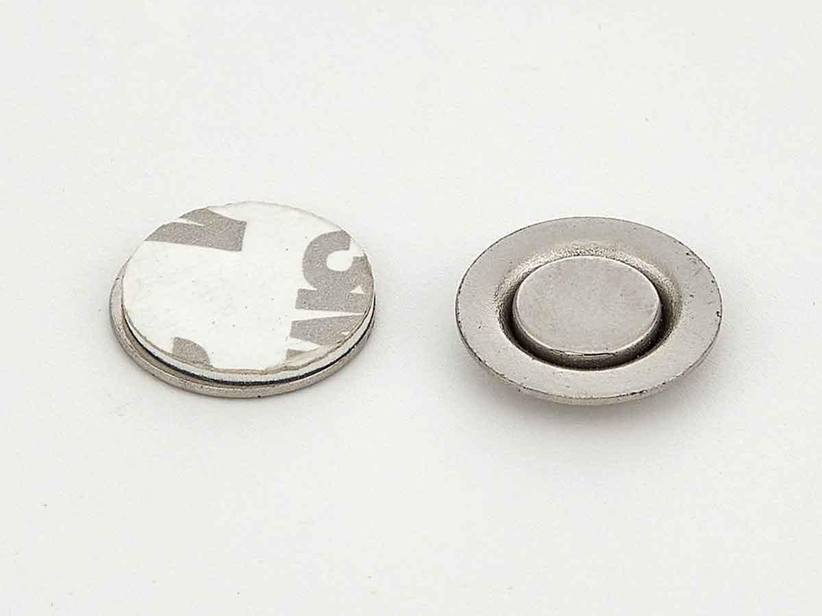Неодимовая магнитная кнопка для бейджа