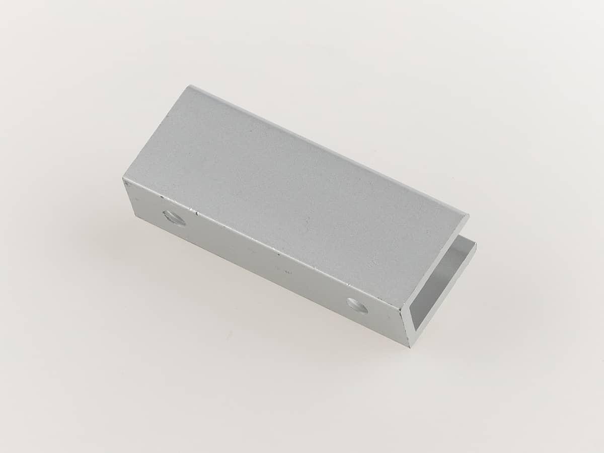 Корпус флажкового держателя из алюминия