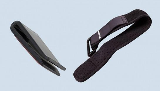 Нарукавный ремешок и клипса для держателей смартфона
